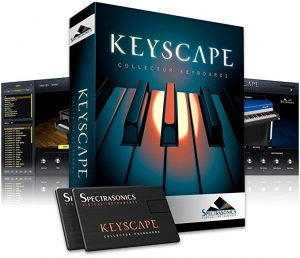 Spectrasonics Keyscape 1.1.3c Crack Torrent [Mac/Win] Free Download + Serial Key