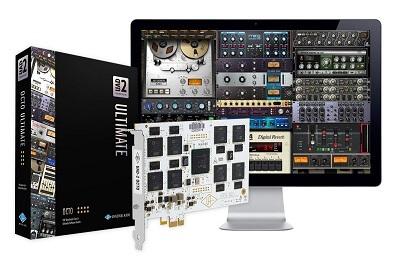 UAD 2 Ultimate 9 Bundle Crack VST + Torrent Mac/Win [Latest] 2021
