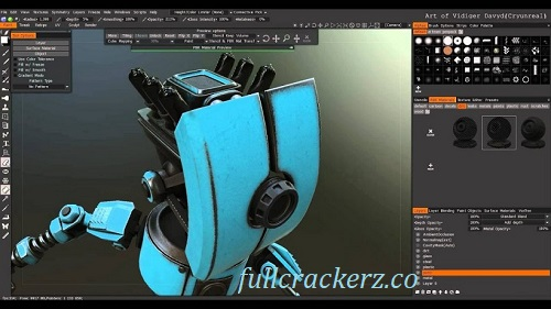 3D Coat 4.9.74 Beta With + Crack Free Download [Latest]