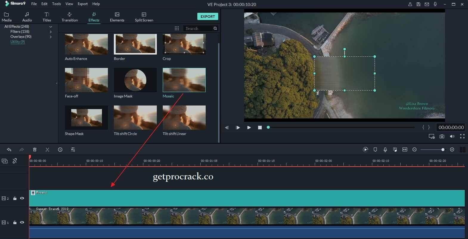 Wondershare Filmora Crack 10.1.21.6 License Code + Serial Key Torrent Download [Latest]