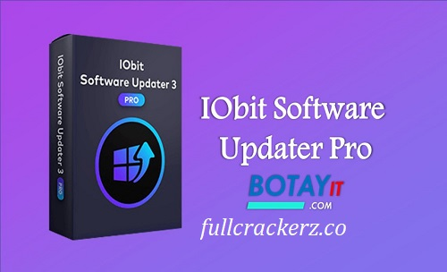 IObit Software Updater Pro Crack 4.2.0.157 With License Key [Latest]