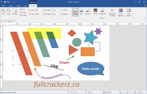PicPick 5.1.3 Professional + Version Crack Free Download 2021