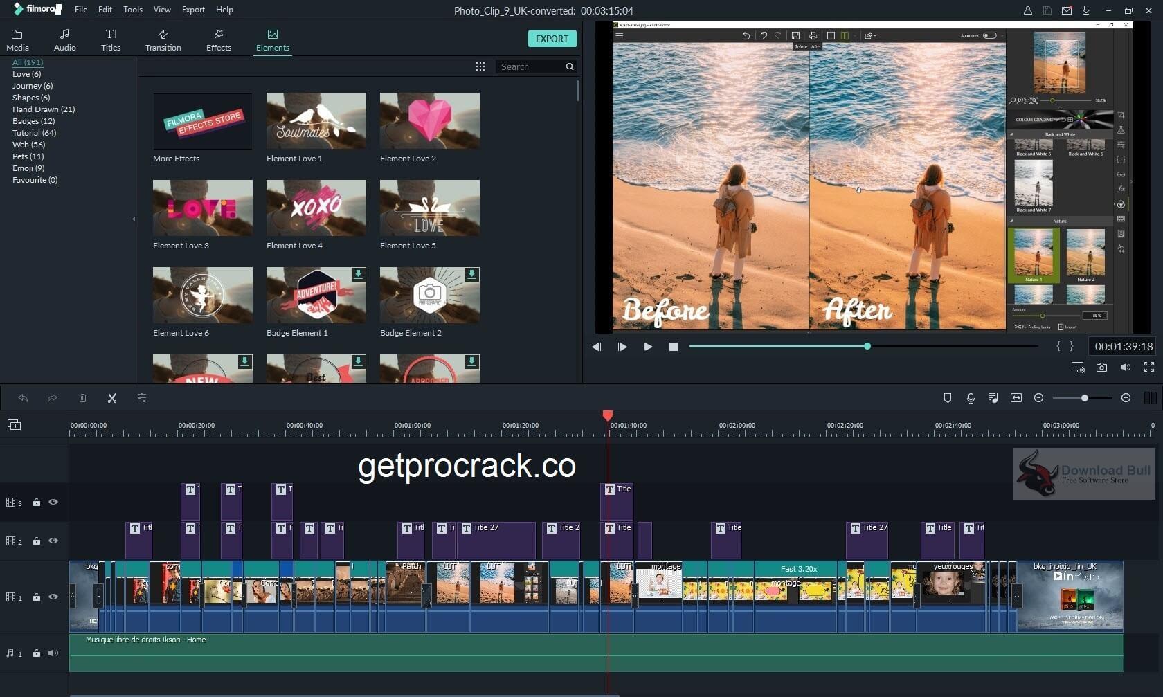 Wondershare Filmora 10.4.2.2 Crack & Serial Key [Latest] Free Download
