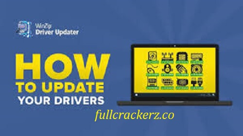 WinZip Driver Updater 5.36.2.18 With Full Crack Download [Latest]