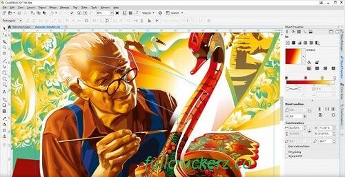 CorelDraw Crack Graphics Suite 2021 v23.1.0.389 (x64) Download [Latest]
