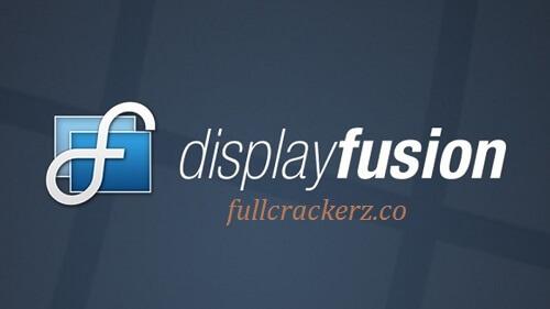 DisplayFusion Pro Crack 10.0.0 2021 Full License Key Download
