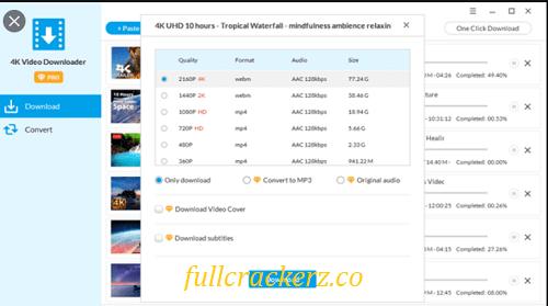 4K Video Downloader 2021 4.17.1.4410 Crack Download [License Key]