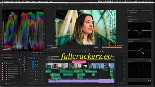 Adobe Premiere Pro Crack 2021 V15.4.1.6 License Key Free Download