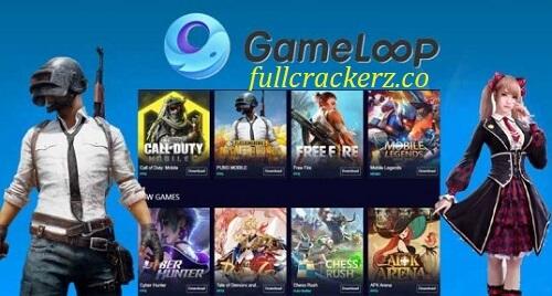 Download GameLoop Crack 2021 V7.0.1 Free [Latest] Version