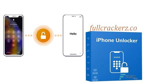 PassFab iPhone Unlocker Crack 3.0.5.2 With Key 2021 Download [Latest]