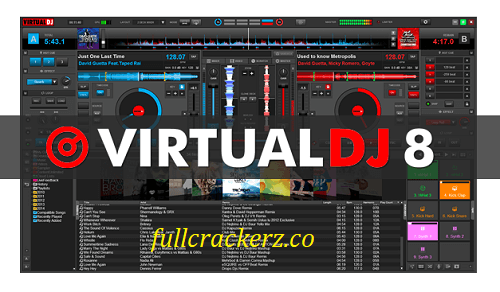 Virtual DJ Pro 2022 Infinity 8.5.6636 With Crack Free Download