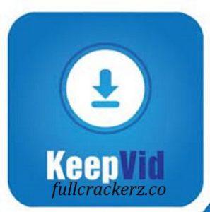 KeepVid Crack