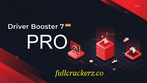 IObit Driver Booster Pro 8.7.0.529 + Crack Download [Latest]