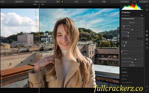 Luminar Photo Editor Crack v4.3.3 + License Key Free Download (2021)