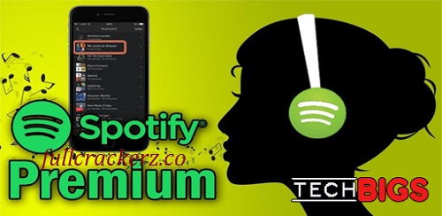 Spotify Crack APK 8.6.60.1126 Download [Latest] 2021 With Update