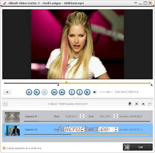 Xilisoft Video Converter Ultimate 8.8.25 2021 Crack Free Download