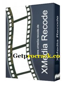 XMedia Recode v3.5.3.0 Crack With Keygen + Registration Key 2021 [Latest]