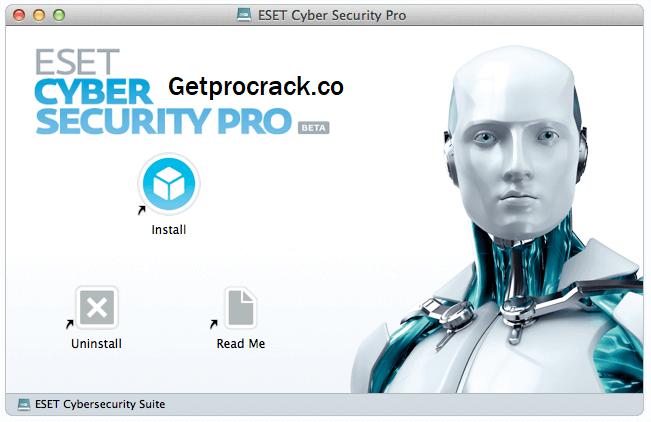 ESET Cyber Security Pro v8. Crack & License Key + Serial Code [2021]