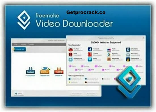 Freemake Video Downloader Crack v4.1.12 With Serial Key +Activation Code