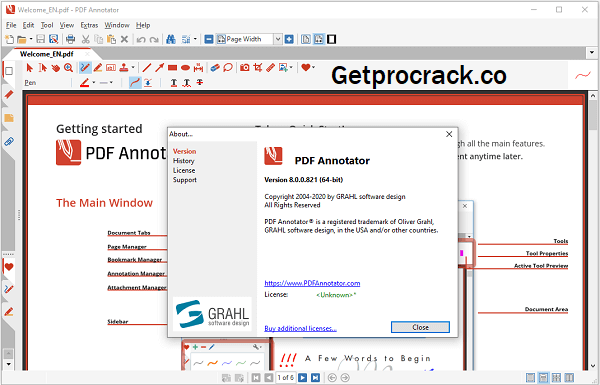 PDF Annotator v8.0.0.824 Crack With License Key + Serial Code 2021