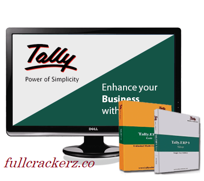 Tally ERP v9 Crack 2022 Free Download [100% Working] With Keygen
