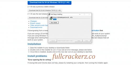 AnkiWeb Download Crack V2.1.39 ( Latest ) 2021 Free Download