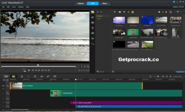 Corel Video Studio Ultimate Crack v24.0.0.1 With Serial Key 2021