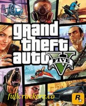 GTA V Free Download With (Crack File) + Mods Grand Theft Auto 5 2022