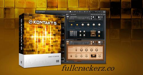 Native Instruments Kontakt 6.6.1 Crack + Keygen Free Download 2022