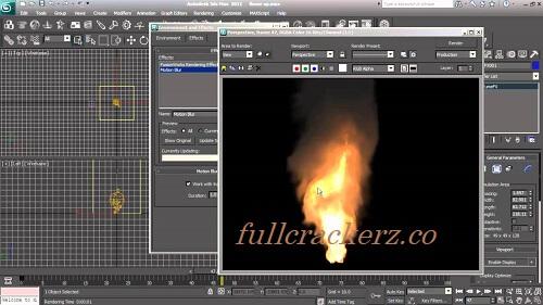 FumeFX v5.0.6 for 3DS MAX 2022 Crack & Product Key Free Download