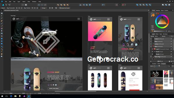 Serif Affinity Designer Crack v19 With Keygen + Serial Key + Patch 2021