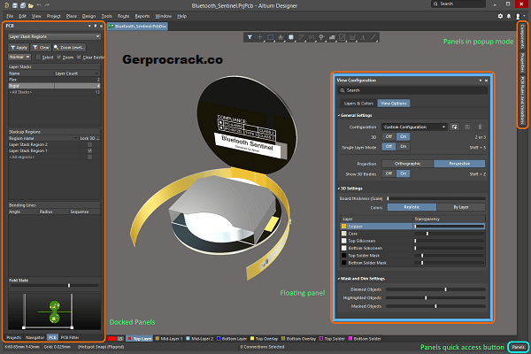 Altium Designer Crack Torrents 21.1.1 & License Key + Serial Code Full Version 2021