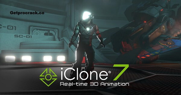iClone Pro 7.9.5124.1 Crack + Resource Pack Latest Free Download
