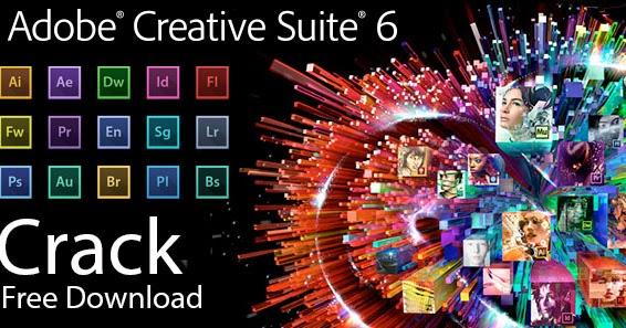 Adobe CS6 Master Collection Crack + Patch ISO x64/x32bit Win & Mac (2021)