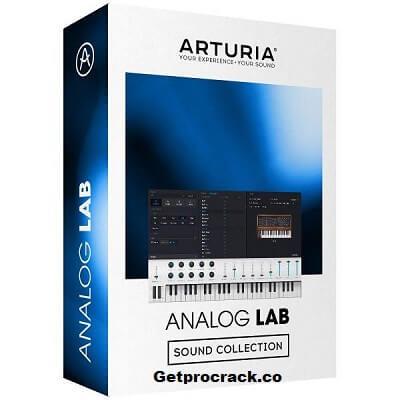 Arturia Analog Lab V 5.1.0 Crack + Serial Key (Win/Mac) 2021 Free Download