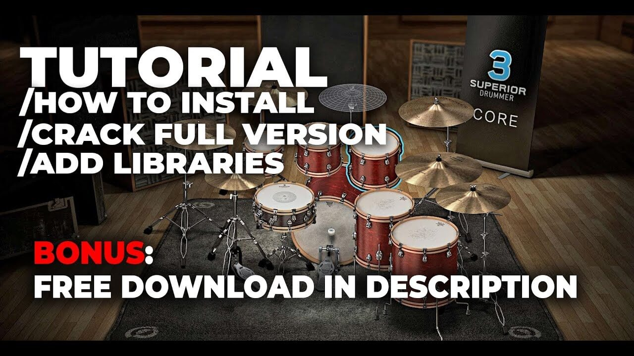 Orchestral Percussion SDX VST Crack+ Serial Key Win-Mac Free Download