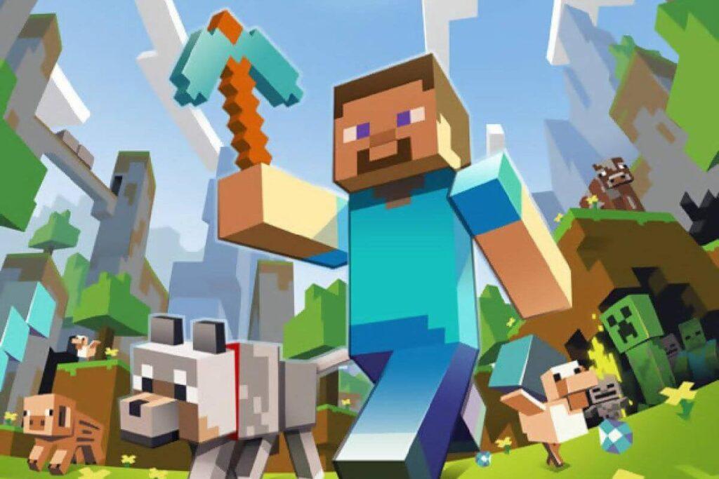 Minecraft – Pocket Edition 1.16.220.50 plus Crack (Win-Mac) Free Download