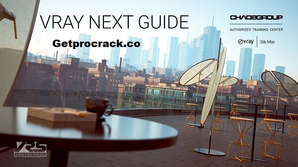 VRay Next 5.10.03 For SketchUp Crack + Patch & Serial Code Free Download (2021)
