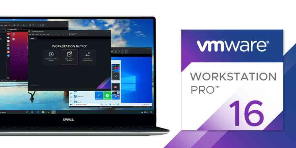 VMWare Workstation Pro 16 Crack License Key Free Download (2021)